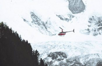Helicopter Sigtseeing Tour in Nepal