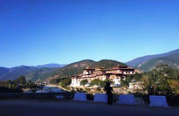 Punakha Dzong (1)