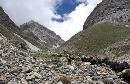 Api Base Camp and Kali Dhungaa Trek